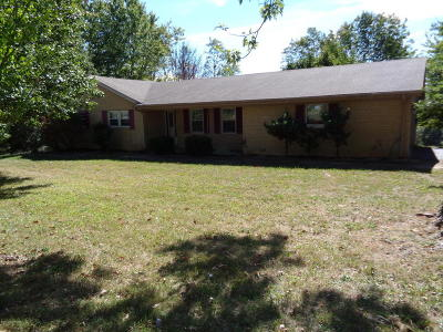 Trimble County Single Family Home For Sale: 1591 E Highway 42