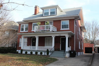 Louisville Rental For Rent: 2070 Eastern Pkwy #1