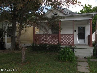 Louisville Rental For Rent: 1013 Lynnhurst Ave