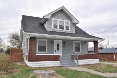 Louisville Single Family Home For Sale: 4600 Manslick Rd