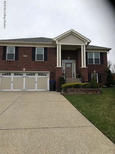 Louisville Single Family Home For Sale: 7616 Crestline Rd