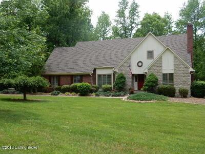 Shepherdsville Single Family Home For Sale: 265 Loretta Dr