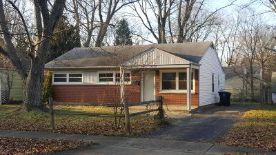 Louisville Rental For Rent: 2717 Wendell Ave