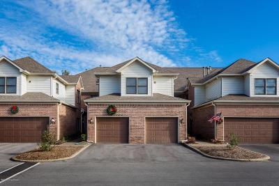 Jefferson County Condo/Townhouse For Sale: 3515 Hurstbourne Ridge Blvd