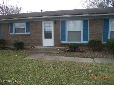 Louisville Rental For Rent: 8402 Candleworth Dr