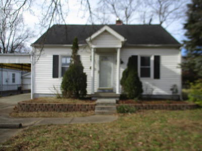 Jefferson County Single Family Home For Sale: 4928 Wellsworth Ave