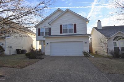 Louisville Rental For Rent: 4221 Willowview Blvd