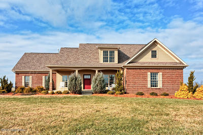 Shelby County Single Family Home For Sale: 5123 Buck Creek Rd