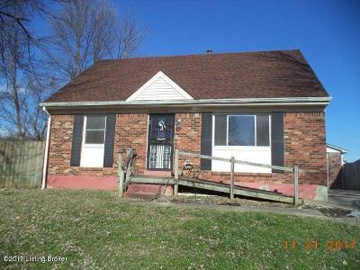 Louisville Rental For Rent: 2405 Kings Cross Ct