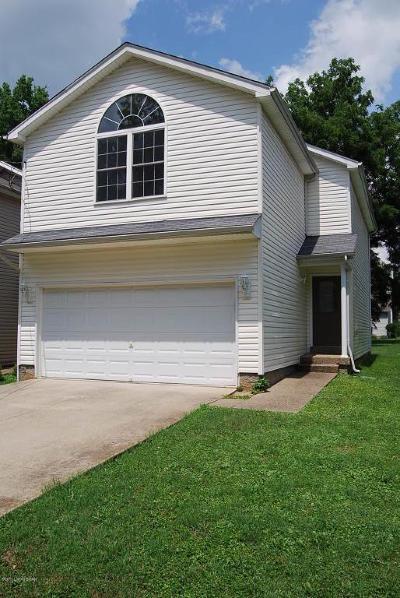 Louisville Rental For Rent: 1215 Witawanga Ave