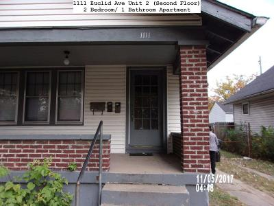 Louisville Rental For Rent: 1111 Euclid Ave #2