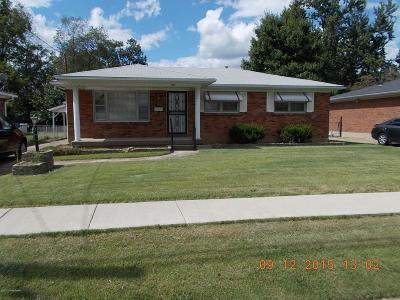 Louisville Rental For Rent: 4902 Cova Dr