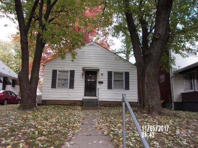 Louisville Rental For Rent: 1115 Euclid Ave