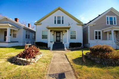 Louisville KY Single Family Home For Sale: $63,000