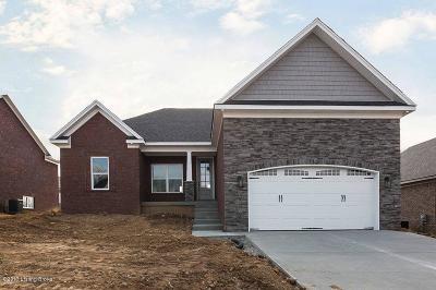 Bullitt County Single Family Home For Sale: 161 Bridges Way
