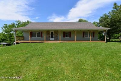 Gallatin County Single Family Home For Sale: 265 Cemetary Rd