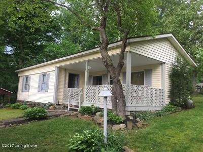 McDaniels KY Single Family Home For Sale: $59,900