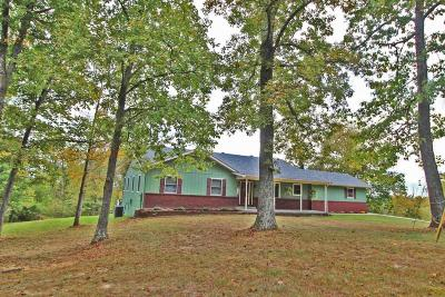 Shelby County Single Family Home For Sale: 1018 Mink Run Rd