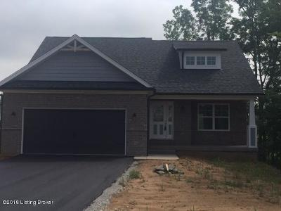 Oldham County Single Family Home For Sale: 308 Salt Lick Dr