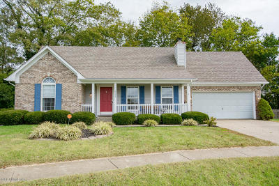 Single Family Home Active Under Contract: 4125 Morgan Jaymes Dr