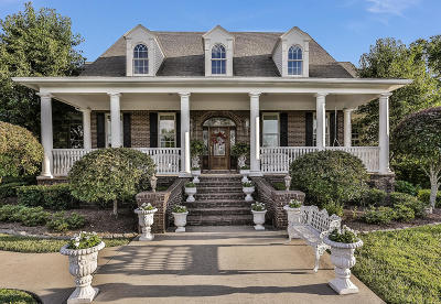 Simpsonville KY Single Family Home For Sale: $1,299,000