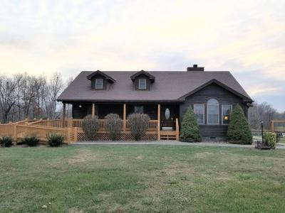 Leitchfield Single Family Home Pending: 708 Hwy 737