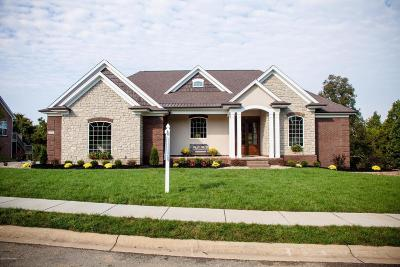 Elizabethtown Single Family Home For Sale: 206 Keystone Ct