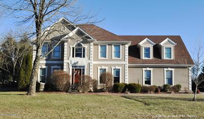 Shelby County Single Family Home For Sale: 406 Sycamore Hills Ln