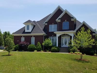 Louisville Single Family Home For Sale: 10404 Martinside Dr