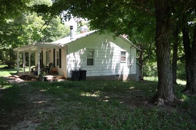 Caneyville Single Family Home For Sale: 1095 Hudson Rd
