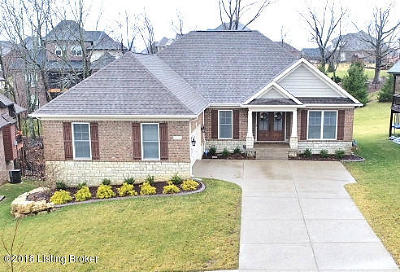 Louisville Single Family Home Active Under Contract: 4906 Carriage Pass Pl