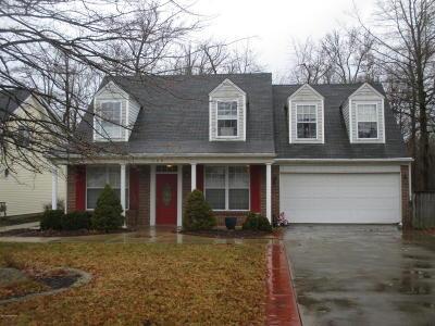 Elizabethtown Single Family Home For Sale: 409 Sunningdale Way
