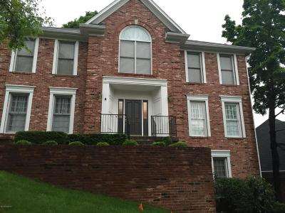 Louisville Single Family Home For Sale: 9407 Felsmere Cir