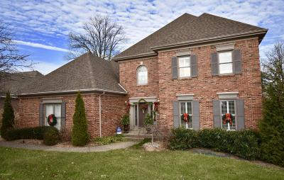 Louisville Single Family Home For Sale: 10413 Black Iron Rd