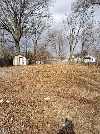 Louisville Residential Lots & Land For Sale: 1609 Bluegrass Ave
