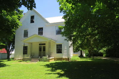 Bloomfield Single Family Home For Sale: 374 Taylorsville Rd