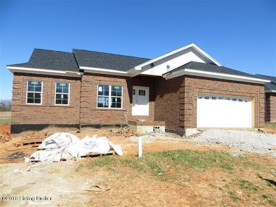 Hardin County Single Family Home Pending: 189 Twin Lakes Dr