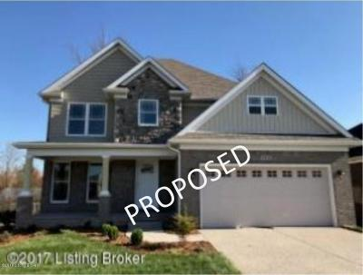 Louisville Single Family Home For Sale: 3203 Rolling Oak Blvd