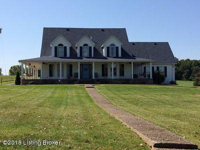 Bullitt County Single Family Home For Sale: 136 Whitledge Ln
