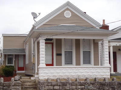 Louisville Single Family Home For Sale: 1123 Fischer Ave