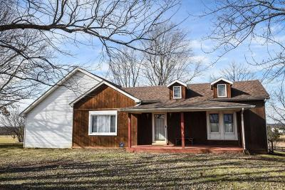 Nelson County Single Family Home For Sale: 598 Greer Ln