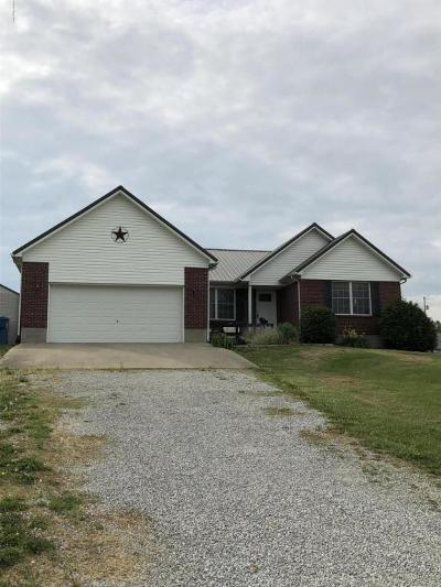 Shelby County Single Family Home For Sale: 7157 Hempridge Rd