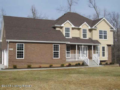Elizabethtown Single Family Home For Sale: 537 Beasley Blvd