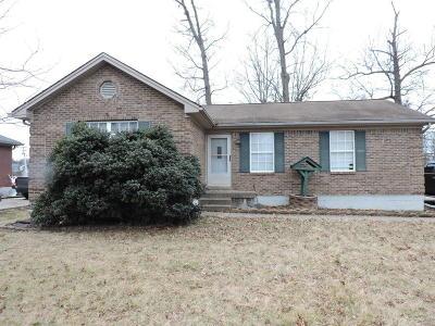 Shepherdsville Single Family Home For Sale: 434 Tara Cir