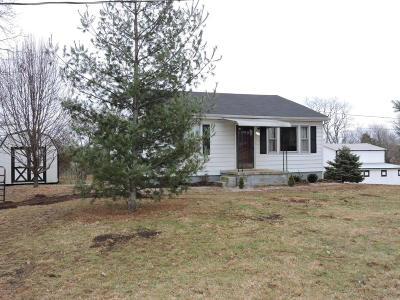 Taylorsville Single Family Home For Sale: 654 Markwell Ln