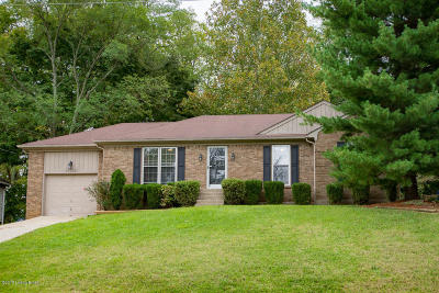 Oldham County Single Family Home Active Under Contract: 12006 Springmeadow Ln