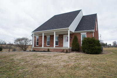 Shelby County Single Family Home For Sale: 2004 Aiken Rd