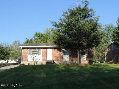 Oldham County Single Family Home For Sale: 224 Jane St