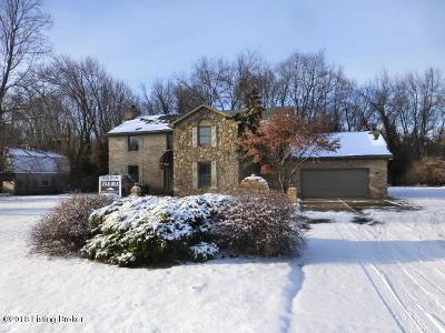 Louisville Single Family Home For Sale: 2719 Chamberlain Ln
