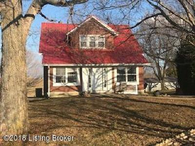 Buffalo Single Family Home For Sale: 592 Ferrill Hill Rd